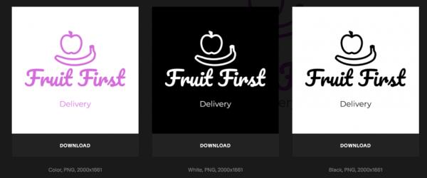 Squarespace logo maker download