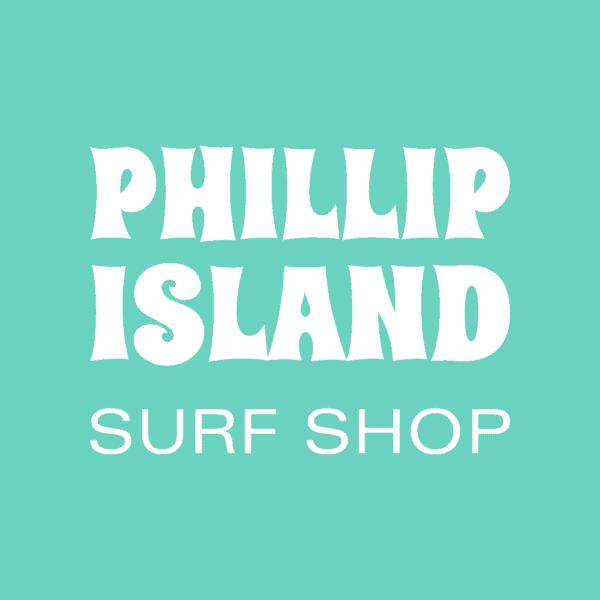 Surf shop logo example