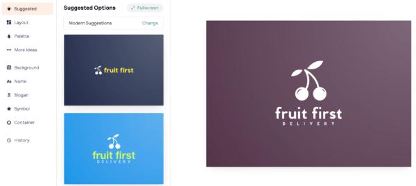 Free logo editor