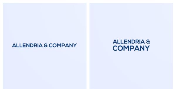 long company name logo layouts
