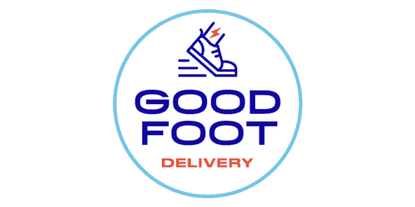 Good Foot Delivery logo