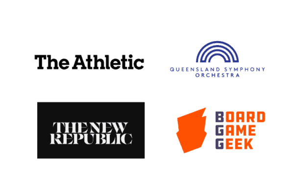 Long wordmark logos